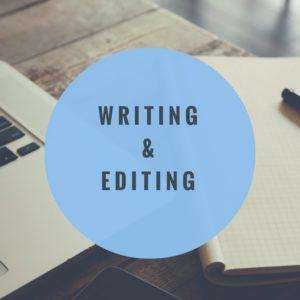 Writing & Editing